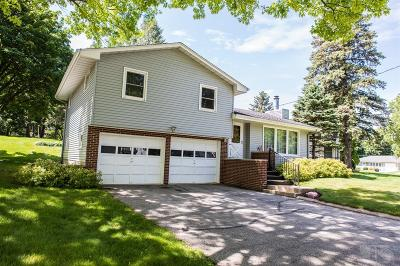 Clear Lake Single Family Home Active-Contingent: 1601 W 6th Avenue N
