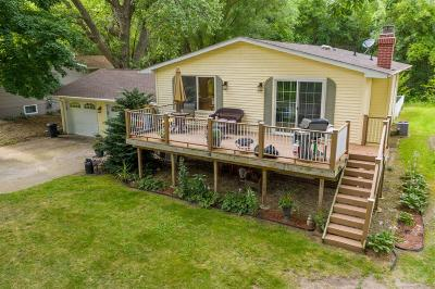 Clear Lake Single Family Home Active-Contingent: 3300 W 2nd Avenue N