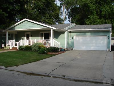 Clear Lake Single Family Home For Sale: 2512 S 3rd Street