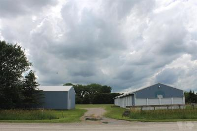 Forest City Commercial For Sale: 107 Industrial Drive