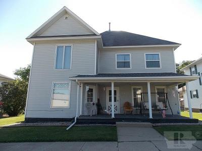Nora Springs Single Family Home For Sale: 124 S Hawkeye