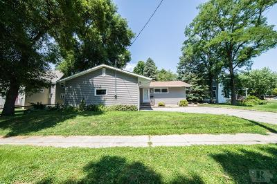 Clear Lake Single Family Home For Sale: 701 N 4th Street