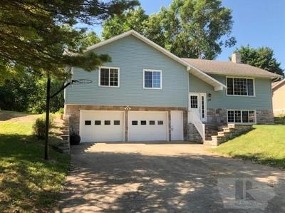 Clear Lake Single Family Home For Sale: 109 Fairway Drive