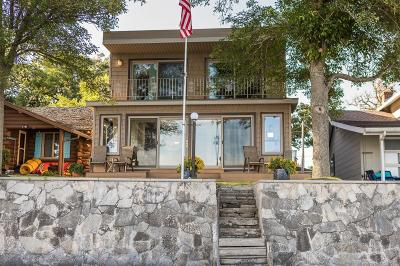 Clear Lake Single Family Home For Sale: 921 N Shore Drive