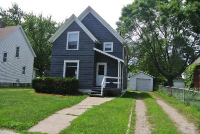 Mason City Single Family Home For Sale: 1222 N President Avenue