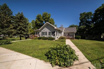 Clear Lake Single Family Home For Sale: 1800 N Shore Drive
