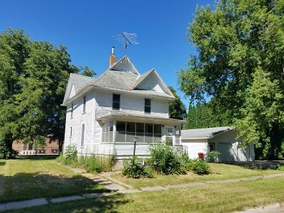 Nora Springs Single Family Home For Sale: 106 4th Street NE