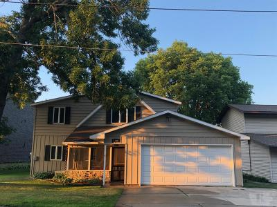Clear Lake Single Family Home For Sale: 5100 Bayside Avenue