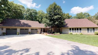 Mason City Single Family Home For Sale: 16533 300th Street
