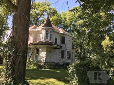 Nora Springs Single Family Home For Sale: 3163 Dancer Avenue
