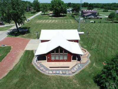 Appanoose County Single Family Home For Sale: 12238 Overturf Drive