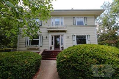 Fairfield Single Family Home For Sale: 708 South Main