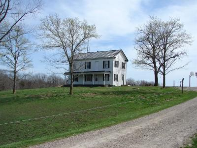 Van Buren County Single Family Home For Sale: 31154 210th Street