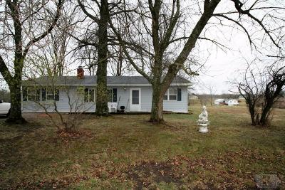 Appanoose County Single Family Home For Sale: 12501 Beech Drive