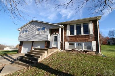 Appanoose County Single Family Home For Sale: 2029 Golfview Circle