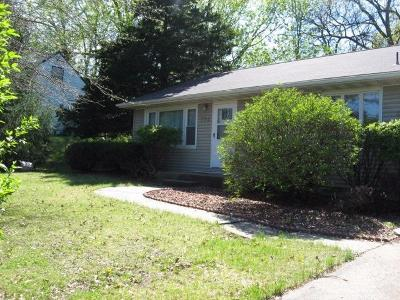 Fairfield IA Single Family Home Sold: $115,900