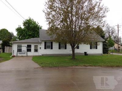 Fairfield IA Condo/Townhouse Sold: $70,000