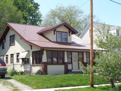 Appanoose County Single Family Home For Sale: 606 W State