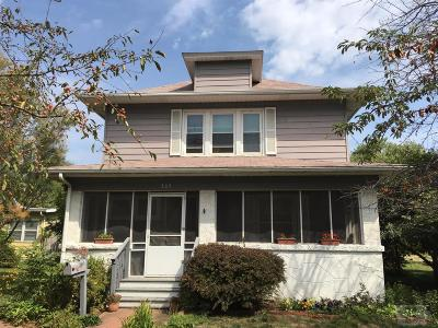 Fairfield Single Family Home For Sale: 309 West Jefferson