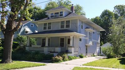 Single Family Home For Sale: 701 South 2nd