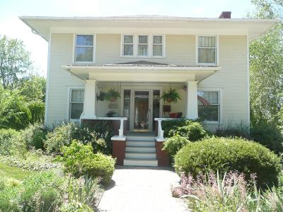 Mount Pleasant Single Family Home For Sale: 500 East Washington