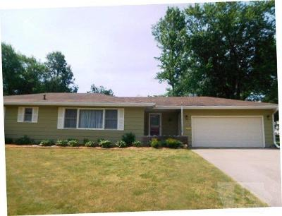 Wapello County Single Family Home For Sale: 112 Deppe Lane