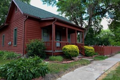 Jefferson County Single Family Home For Sale: 615 West Jackson