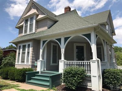 Keosauqua Single Family Home For Sale: 400 Market