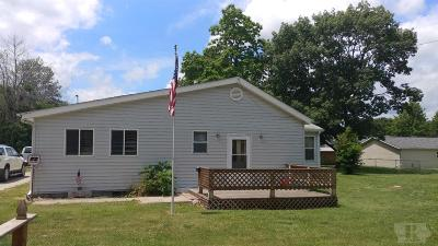 Wapello County Single Family Home For Sale: 815 S Adella