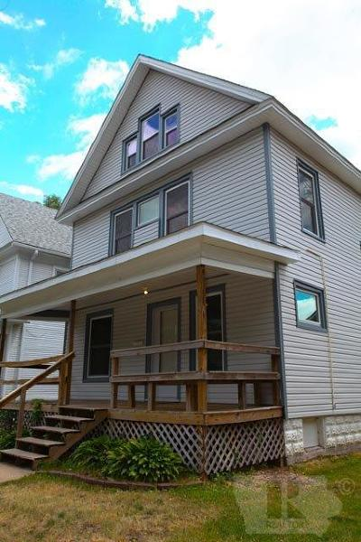 Fairfield Single Family Home For Sale: 406 West Broadway