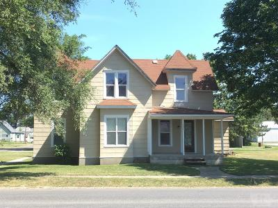 Richland Single Family Home For Sale: 207 Main Street