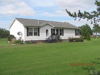 Van Buren County Single Family Home For Sale: 28819 105 Street