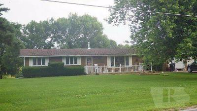 Wapello County Single Family Home For Sale: 16290 Bluegrass Road