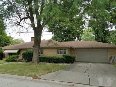 Keokuk County Single Family Home For Sale: 601 Garfield Street