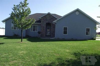 Wapello County Single Family Home For Sale: 808 West Mary