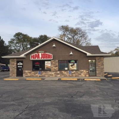 Wapello County Commercial For Sale: 719 Richmond