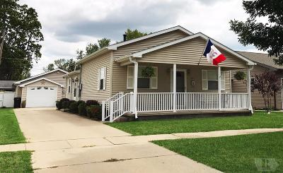 Wapello County Single Family Home For Sale: 142 South Moore Street