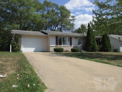 Fairfield Single Family Home For Sale: 1005 Adams Court