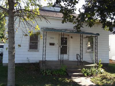 Wapello County Single Family Home For Sale: 1022 East Mary Street