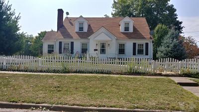 Wapello County Single Family Home For Sale: 1204 Plum