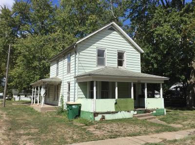 Jefferson County Single Family Home For Sale: 204 North 5th