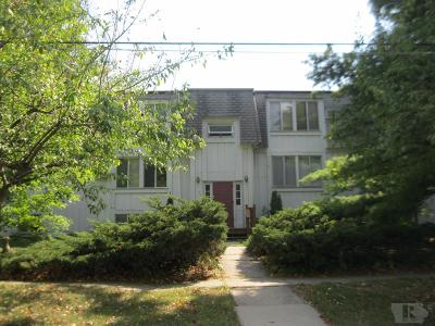 Fairfield IA Condo/Townhouse For Sale: $59,000
