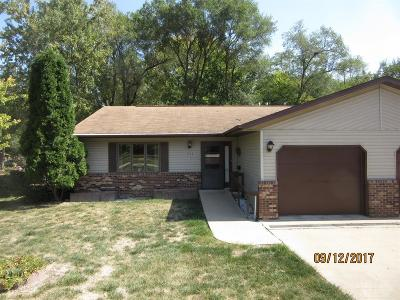 Fairfield IA Condo/Townhouse For Sale: $93,500