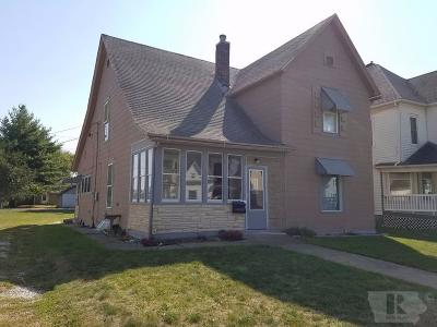 Wapello County Single Family Home For Sale: 410 North Sheridan