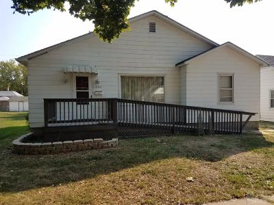 Wapello County Single Family Home For Sale: 330 North Pocahontas