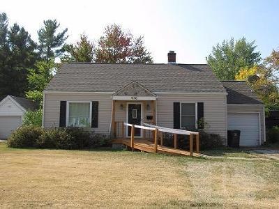 Ottumwa IA Single Family Home For Sale: $99,200
