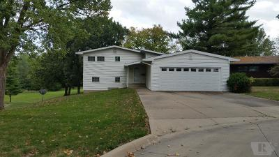 Wapello County Single Family Home For Sale: 426 E Manning