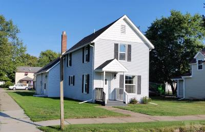 Wapello County Single Family Home For Sale: 302 South Ward
