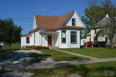 Keokuk County Single Family Home For Sale: 508 E Walnut