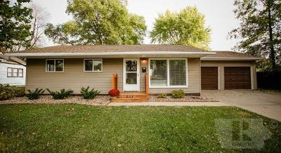 Fairfield IA Single Family Home For Sale: $124,500